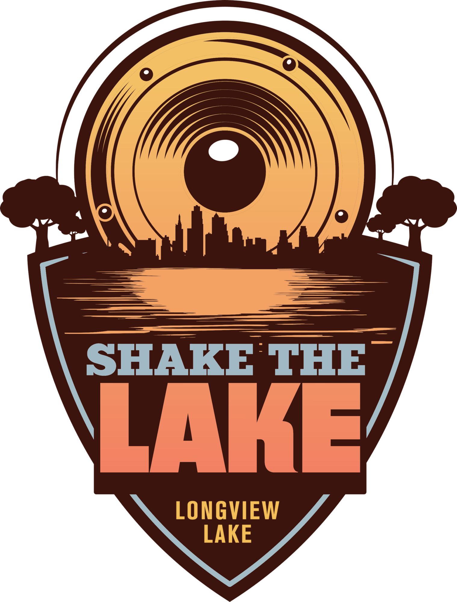 Shake The Lake Logo
